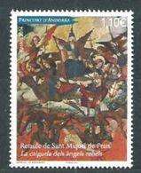 Año 2014 Nº 759 Retablo De San M Iguel De Prats - French Andorra