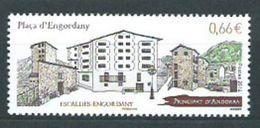 Año 2014 Nº 754 Plaza De Engordany - French Andorra