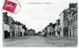 Cpa De Routot - Le Bourg - - Routot