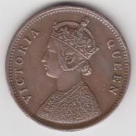 @Y@    Brits India   1/4  Anna  1862   (2794) - Inde