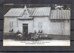Turini Environs De Peira-Cava - Restaurant Barraya - Autres Communes