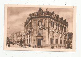 Cp , POSTES & FACTEURS , La Poste ,MONTLUCON , Allier, 2 Scans - Postal Services