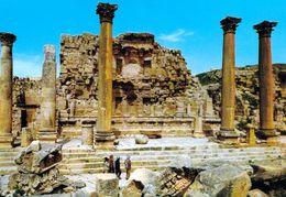 1 AK Jordanien Jordan * Virgins Bath - Bad Der Jungfrauen In Jerash (auch Gerasa) Eine Antike Römische Stadt * - Jordan