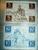 Allemagne Lot 5 Et 10 Pfennig   Land Württemberg -Hohenzollern 1947 - [ 5] 1945-1949 : Allies Occupation