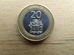 Jamaique  20  Dollars  2006  Km !!! - Jamaica