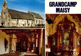 14 GRANDCAMP-MAISY LA CHAPELLE D'ETANVILLE XIIIe SIECLE - Other Municipalities