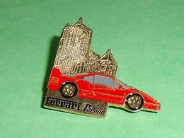 Pin's / Automobile  : Ferrari Passion     TB2W - Ferrari