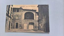 CARTOLINA CASCINA - SEDE DELLA MISERICORDIA - Italy