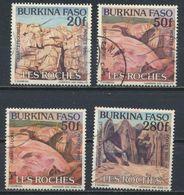 °°° BURKINA FASO - Y&T N°830/32 - 1991 °°° - Burkina Faso (1984-...)