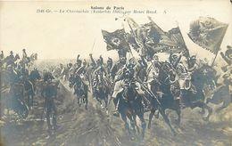 Tableaux -ref A08- Arts - Tableau -peinture - Peintre Pel Perboyre  - Militaires -militaria - Napoleon -austerlitz  - - Andere Kriege