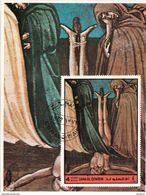 Umm Al Qiwain 1972 Dante Alighieri Divina Commedia Inferno Miniatura Illustrazione - Religione