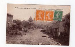 Geruge - Le Bas Du Village Et Le Mont Huarb Dans Le Lointain - 39 - - Autres Communes