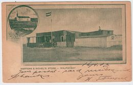 "Cape Of Good Hope, 1903, Stationary 1 P. "" Walfishbay "" Rare! ,  #10064 - Südafrika (...-1961)"