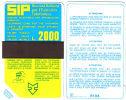 SIDA 1011 C&c / P13 Golden, 81/04 NUOVA MAGNETIZZATA - Italien