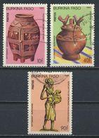 °°° BURKINA FASO - Y&T N°682/84 - 1985 °°° - Burkina Faso (1984-...)