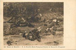 Tableaux -ref A01- Arts - Tableau -peinture - Peintre A De Neuville -militaires -militaria - Guerre 1870-71-rezonville - - Otras Guerras