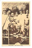 SIERRA-LEONE - Vieux Tisserand Indigène - Missions Des Pères Du Saint-esprit -    - L 1 - Sierra Leone