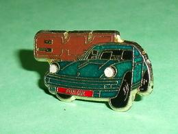 Pin's / Automobile  : Porche 911    TB2W - Porsche