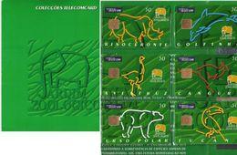 Portugal - Phonecard/ Telécarte Telecom Card / ZOO DE LISBOA,  Nuevo/UNC - Phonecards