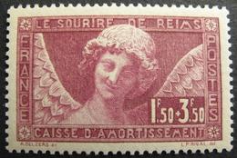 Lot FD/546 - 1930 - CAISSE D'AMORTISSEMENT - N°256 NEUF* BON CENTRAGE - Cote : 100,00 € - France
