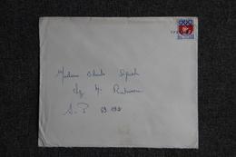Lettre De FRANCE ( Obiltéré SP 69410) - Marcophilie (Lettres)
