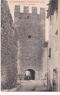 13 POSTAL DE MONTBLANCH DEL PORTAL DE SANT JORDI (L. ROISIN) (TARRAGONA) MONTBLANC - Tarragona