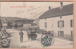 Environs De Chaumont -  LUZY - Avenue Marceau - Autres Communes