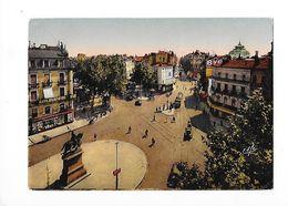 TOULOUSE  (cpsm 31)  Carrefour, Rue Alsace-Lorraine Et Boulevard De Strasbourg -    - L 1 - Toulouse
