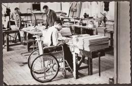 Doorn - Militair Revalidatie Centrum 'Aardenburg' - Arbeidstherapie - Algemene Werkplaats - Doorn