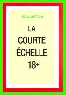 ADVERTISING - PUBLICITÉ - LA COURTE ÉCHELLE, ROMANS POUR LES ADULTES - POP MÉDIA No 439 - - Publicité