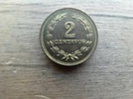 El Salvador  2  Centavos  1974  Km 147 - El Salvador
