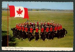 Canadá. *Royal Canadian Mounted Police* Circulada 1983 - Canadá