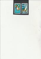 POLYNESIE FRANCAISE  - POSTE AERIENNE N° 82 Et 83 NEUF X -ANNEE 1974- COTE :43,50 € - Polynésie Française