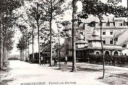 Copie Edité Par Association Royale Belge Des Amis Des Chemins De Fer - Schootenhof Vertrek Den Tram - Trains