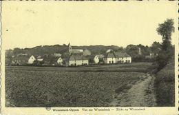 Wezembeek-Oppem  -- Vue Sur Wezembeeck.     (2 Scans) - Wezembeek-Oppem