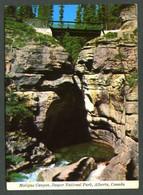 Canadá. AB - *Jasper National Park. Maligne Canyon* Nueva. - Jasper