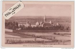 81 Dourgne - Cpa / Abbaye De Ste-Scholastique. Non Circulé. - Dourgne