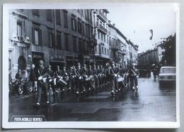 Fotografia - Italia - Banda Militare - Foto Achille Gentili - Bergamo? - Foto
