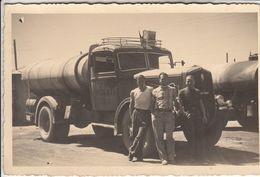 CAMION TRUCK FIAT NOCETI - FOTO ORIGINALE 1939 - Professions