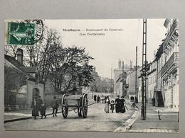 MONTLUCON 03 ALLIER - Boulevard Courtais - Montlucon