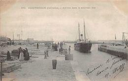 OUISTREHAM - Arrivée Dans Le Nouveau SAS - Ouistreham