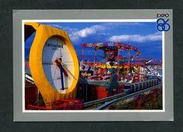 Canadá. BC - Vancouver. *Expo 86* Nueva. - Vancouver