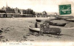 14 LION-SUR-MER LA PLAGE - France