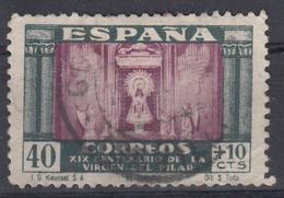 SPANJE - Michel - 1940 - Nr 863 - Gest/Obl/Us - 1931-Aujourd'hui: II. République - ....Juan Carlos I