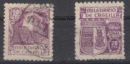 SPANJE - Michel - 1944 - Nr 915 + 916 - Gest/Obl/Us - 1931-Aujourd'hui: II. République - ....Juan Carlos I