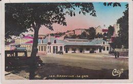 Calvados :  GRANVILLE : La   Gare  ( Traction) - Granville