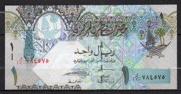523-Qatar Billet De 1 Riyal 2003 - Qatar