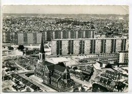 76 SOTTEVILLE-les-ROUEN ++ En Avion Au-dessus De ... - Eglise Notre-Dame De L'Assomption Et Immeubles Garibaldi ++ - Sotteville Les Rouen