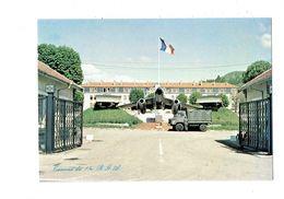 Cpm Militaria - 54 - TOUL - Vues Du 15 ème R.G.A. Caserne - CAMION Avion - Soldat - Kasernen