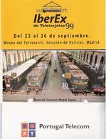 Portugal - Phonecard/ Telécarte Telecom Card / IBEREX  99 MADRID,  Nuevo/UNC - Phonecards